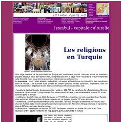 RELIGIONS en Turquie