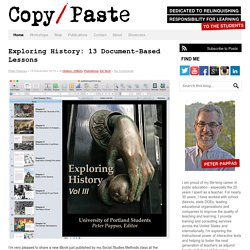 Copy / Paste by Peter Pappas » Dedicated to relinquishing responsibility for learning to the students