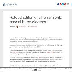 Reload Editor, una herramienta para el buen elearner