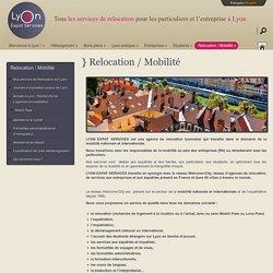 Relocation / Mobilité - Expat Agency Lyon