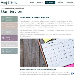 Extraordinary Commercial Design & Renovation Services by Ampersand