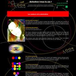 Les couleurs et la colorimétrie