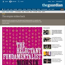 Review: The Reluctant Fundamentalist by Mohsin Hamid