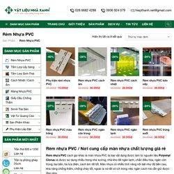 Rèm Nhựa PVC / Báo Giá Màn Nhựa PVC Giá Rẻ