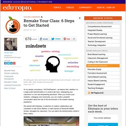 Remake Your Class: 6 Steps to Get Started