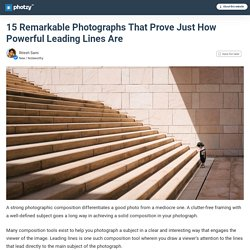 How Powerful Leading Lines Are