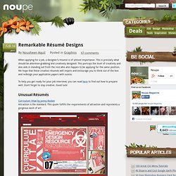 Noupe Design Blog