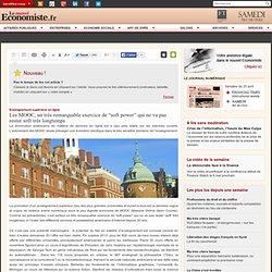 """Les MOOC, un très remarquable exercice de """"soft power"""" qui ne va pas rester soft très longtemps"""