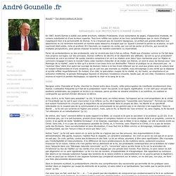 Pasteur André Dumas - Qu'est-ce qu'un protestant ?