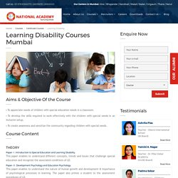 Learn To Teach Disability Student