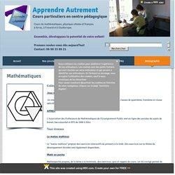 Sites internet de remédiation en français, mathématiques et sciences.