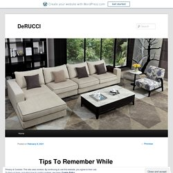 Tips To Remember While Choosing The Bedroom Furniture