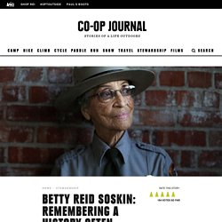 Betty Reid Soskin: Remembering a History Often Erased - REI Co-op Journal