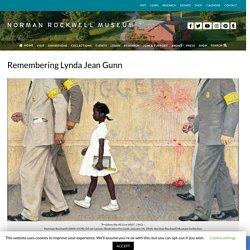 Remembering Lynda Jean Gunn - Norman Rockwell Museum - The Home for American Illustration