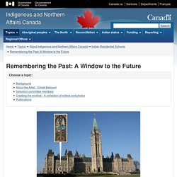 Remembering the Past: A Window to the Future