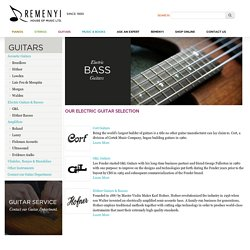 Remenyi House of Music - Acoustic Electric Guitar