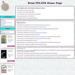 Rémi PELZER Home Page