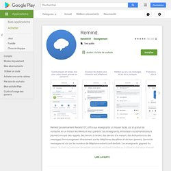 Remind: School Communication - Apps on Google Play