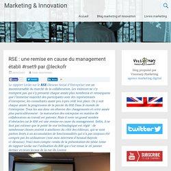 RSE : une remise en cause du management établi selon Lecko