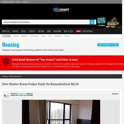 New Master Room Fudan TonJi On Remodelation ML10