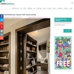 DIY Remodeling Ideas for Your Home - Homesthetics - Inspiring ideas for your home.