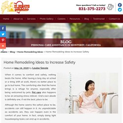 Home Remodeling Ideas to Increase Safety
