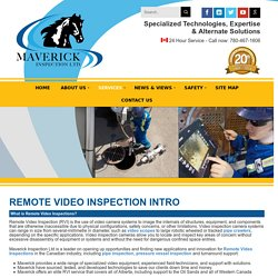 Remote Video Inspection Intro
