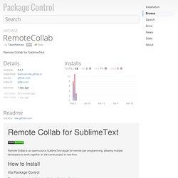 RemoteCollab