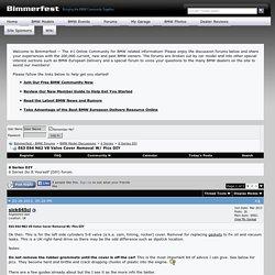 E63 E64 N62 V8 Valve Cover Removal W/ Pics DIY