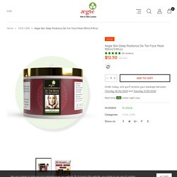 Looking For De Tan Products
