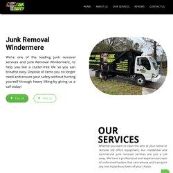 Junk Removal Windermere