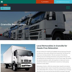 Hire Local Removalists for House Removals in Granville