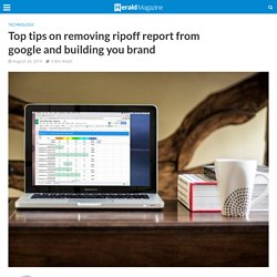 Top tips on removing ripoff report from google and building you brand – Lamono Digital