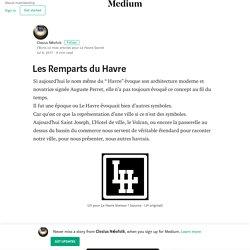 Les Remparts du Havre – Clesius Néofolk