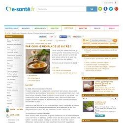 Sucre : par quoi remplacer le sucre ? miel, rapadura, sirop d'algave, sirop de riz brun à la place du sucre, e-sante.fr