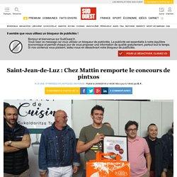 Saint-Jean-de-Luz: Chez Mattin remporte le concours de pintxos