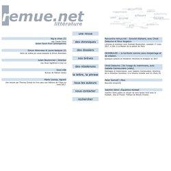 remue.net