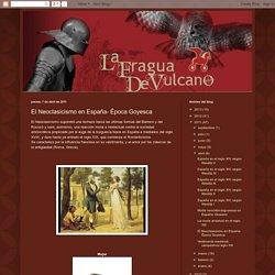 El Neoclasicismo en España- Época Goyesca