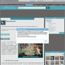 Larousse: Renaissance