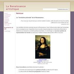 Peinture - La Renaissance artistique