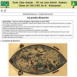 Le site des CM1/CM2 de l'école Jules Guesde - Histoire