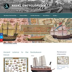 Renaissance Ships: The age of exploration and first fleets