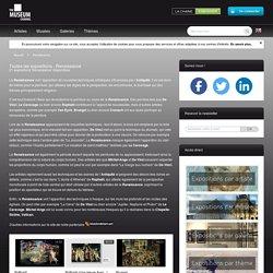 RENAISSANCE - Toutes les expositions de peintures 'Renaissance': Raphaël, Brueghel, Le Caravage...