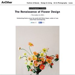 The Renaissance of Flower Design