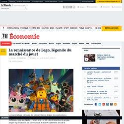 La renaissance de Lego, légende du marché du jouet