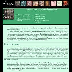 La Renaissance Lyonnaise - Héritages – Lettres-et-Arts.net
