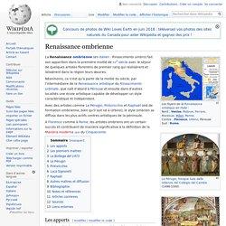 Renaissance ombrienne