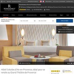 Renaissance Aix-en-Provence Hotel: Aix-en-Provence Hôtels remarquables