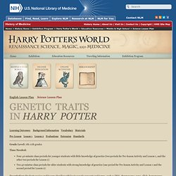 Harry Potters World Renaissance Science, Magic, and Medicine - Science
