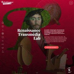 Renaissance Transmédia Lab - Renaissance Transmédia Lab